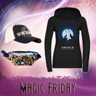 Combo hoodie Magic Friday for her