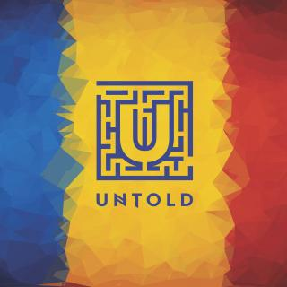 Official UNTOLD Flag