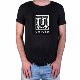 EL UNTOLD logo T shirt