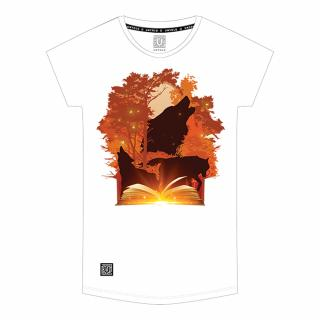 UNTOLD Wolf Spirit T-shirt for women