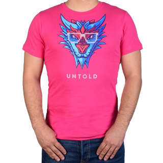 UNTOLD 2017 Blue Dragon T shirt