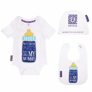 UNTOLD mommy baby set