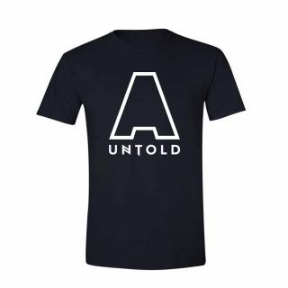 TRICOU ARMIN VS UNTOLD THE LOGO