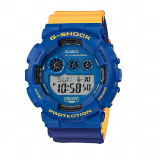 Casio G-Shock watch with activity tracker bracelet gift