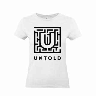 UNTOLD Classic T shirt - White for woman