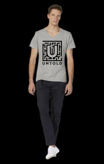 Untold Square T-shirt