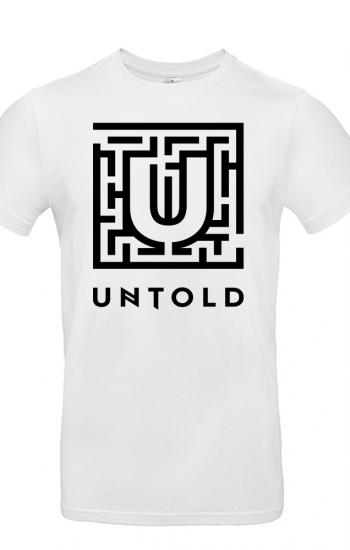 UNTOLD Classic T shirt - White for man