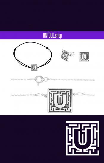 Set bijuterii din argint 925 UNTOLD